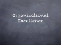 Certified International Organizational Excellence Professional (CIOEP)